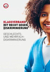 Folder Geschlechts- und Mehrfachdiskriminierung
