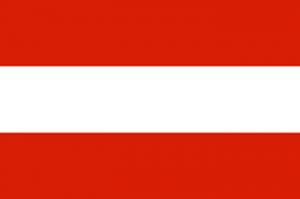 Flagge Osterreich