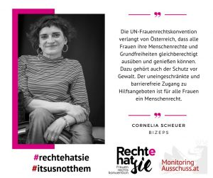 Int. Tag gegen Gewalt an Frauen_Scheuer