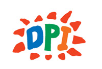 Logo von dpi (Disabled peoples`International