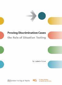 proving discrimination cases