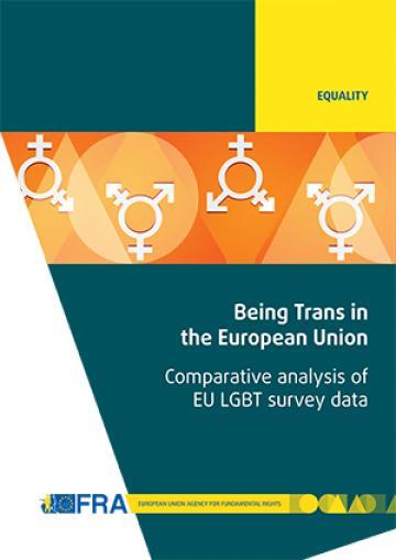 Cover_FRA-Bericht_BeingtransintheEuropeanUnion