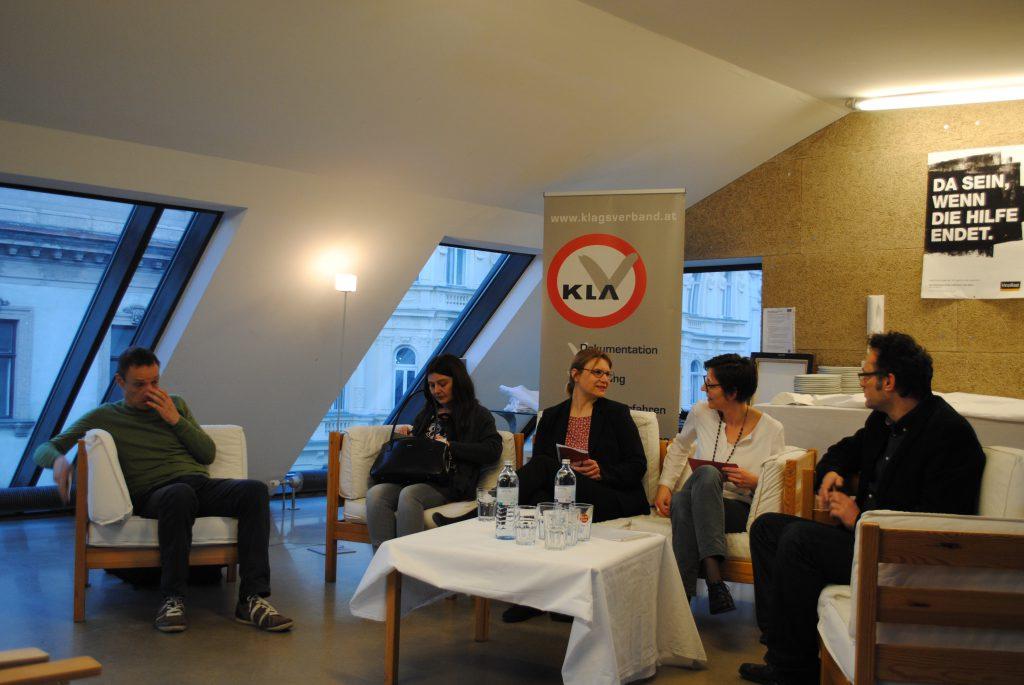 Diskussions-Runde zu Chancengleichheit am 17. März 2016