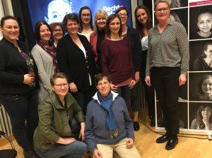 Gruppenfoto Salzburg Frauenrat