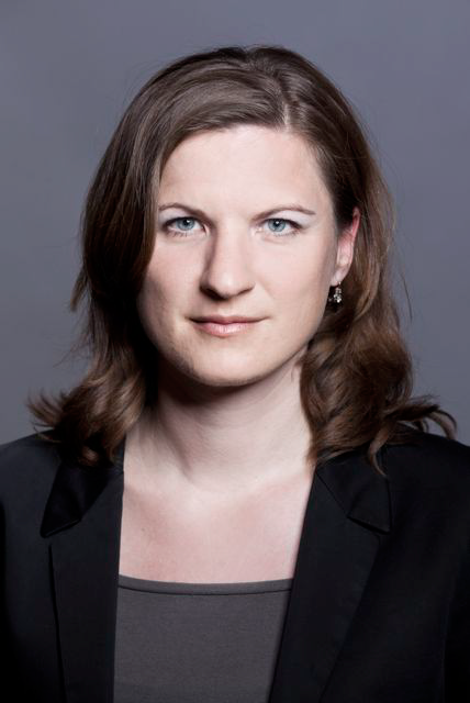 Portrait von Sandra Konstatzky